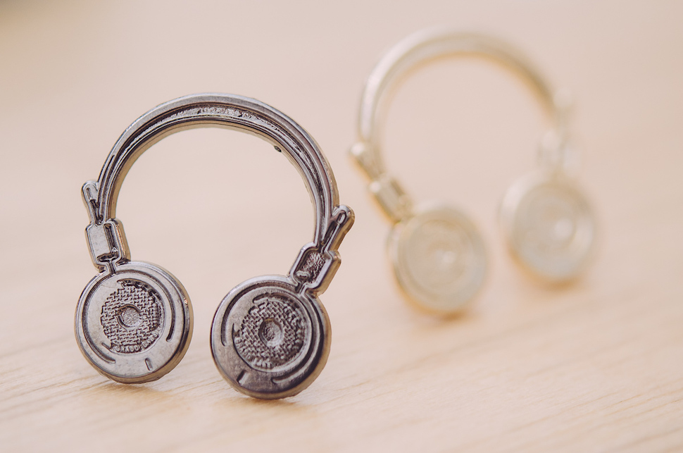 Grado Headphones Pin 11