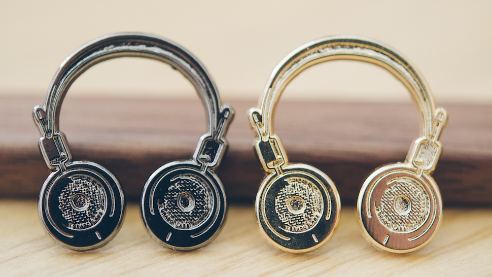 Grado Headphones Pin 9
