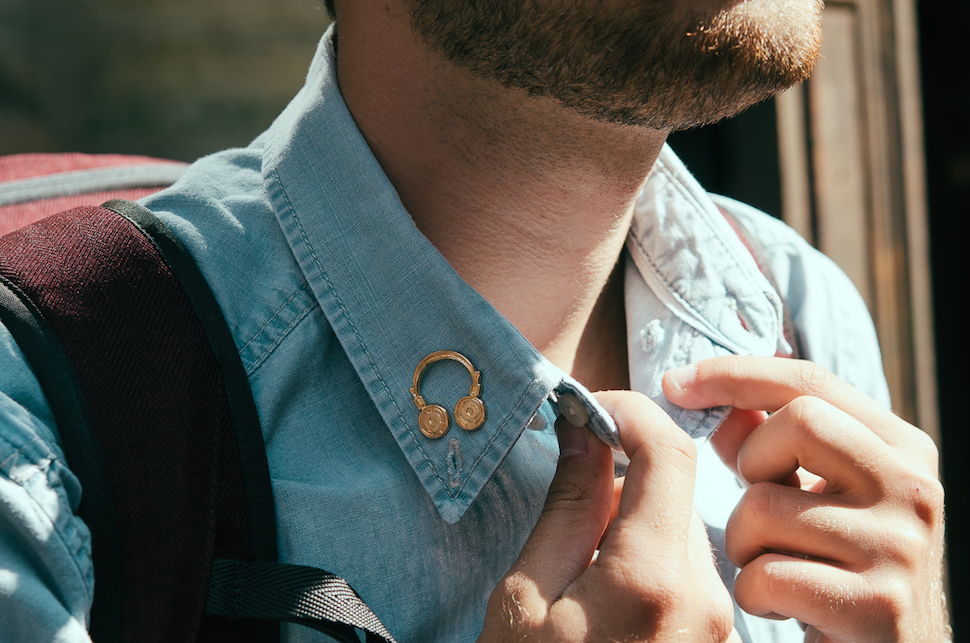 Jonathan Grado with Grado Pin 3