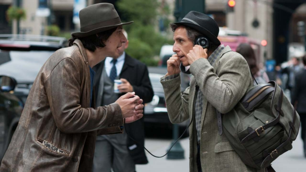 Grado Headphones, Ben Stiller, Adam Driver, While We're Young