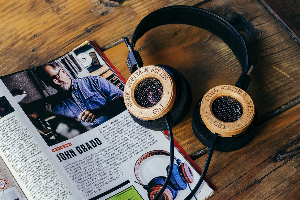 Grado Heritage Series GH1 Popular Mechanics John Grado