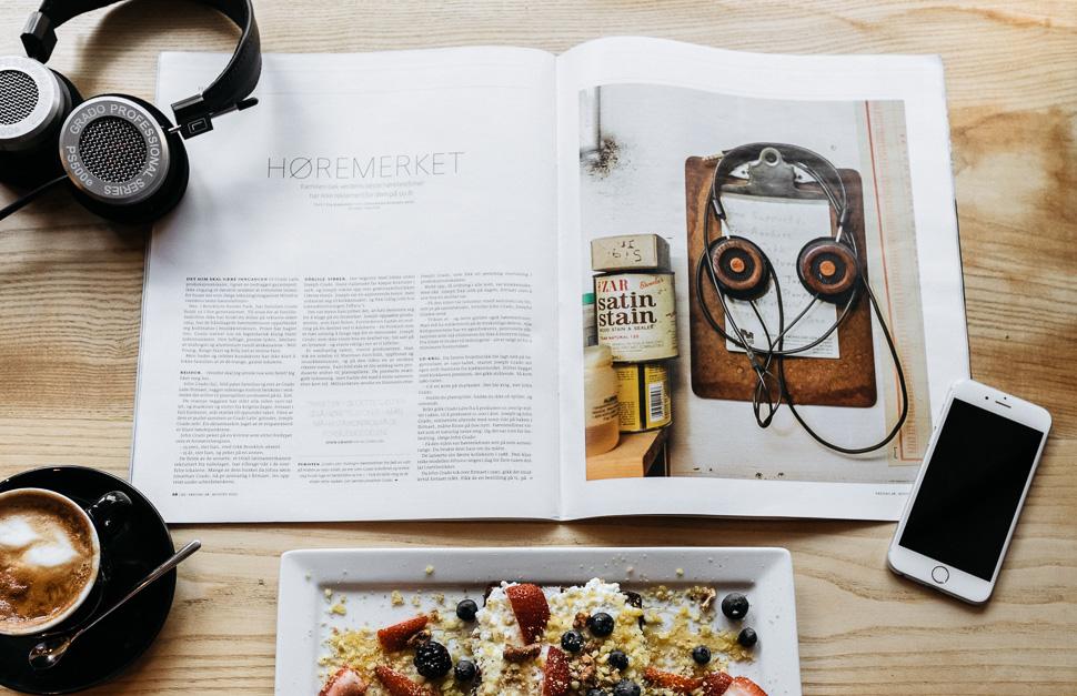 Grado PS500e Dagens Dæringsliv Magazine