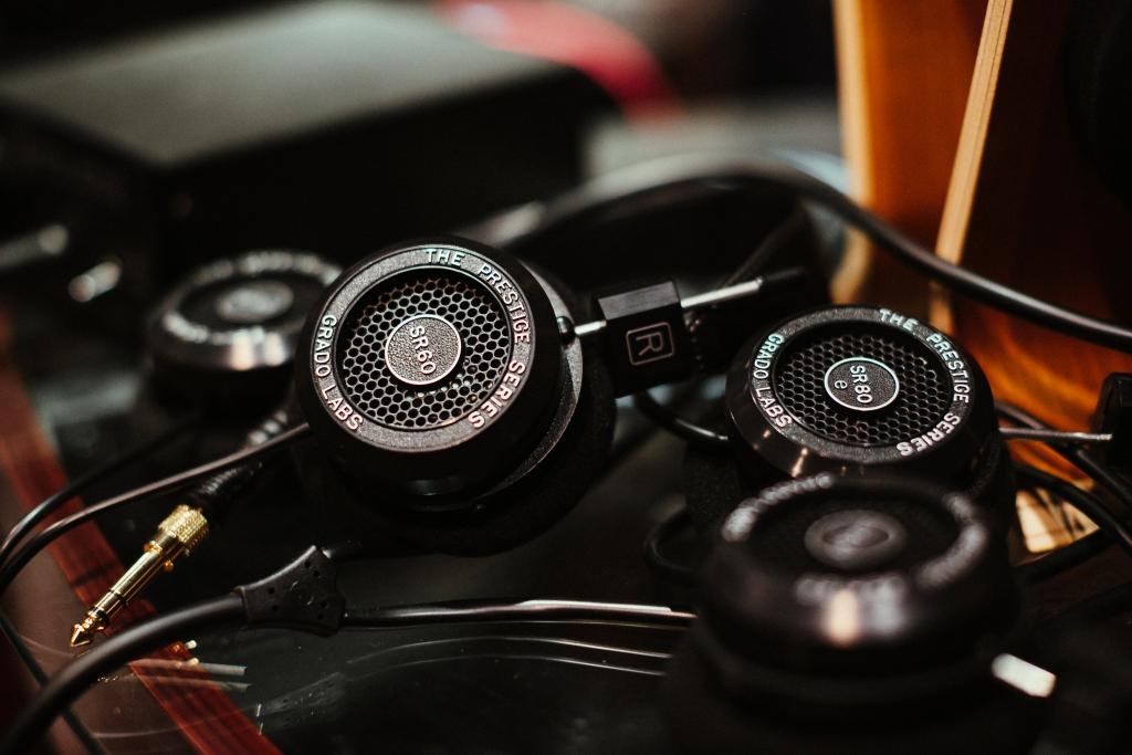Grado Prestige Headphones WeWork