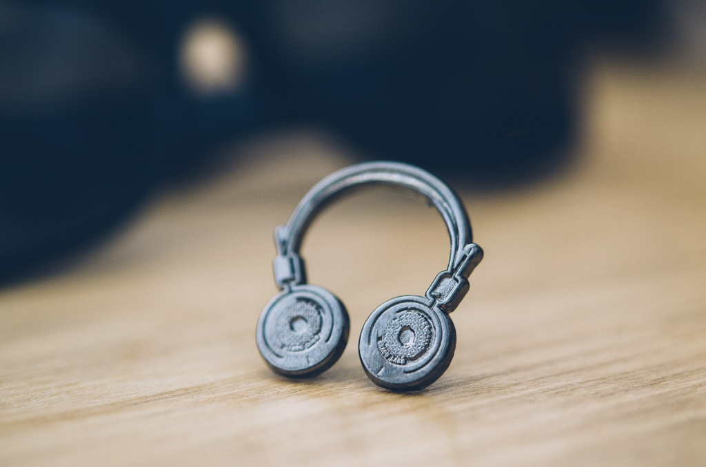 Grado Headphones Pin 1