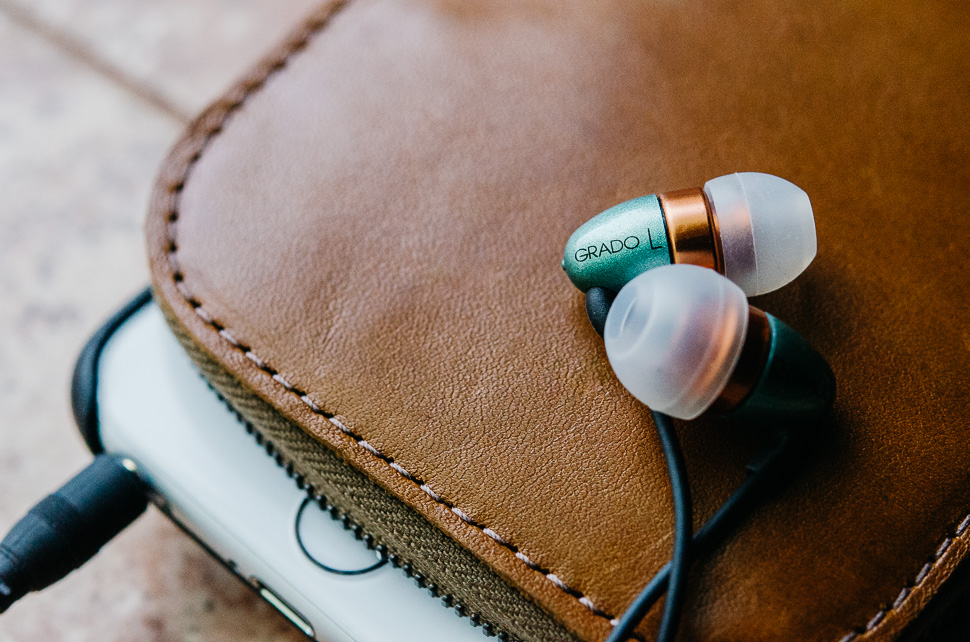 Grado GR10e with In-ear Case